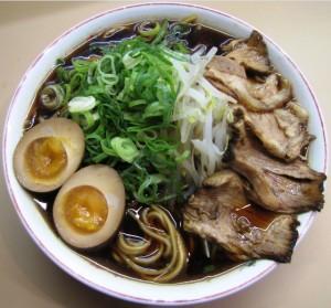新福菜館百万遍麺