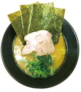 ●あくた川麺