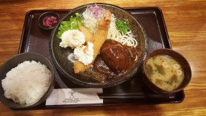 ●キッチンゴン定食