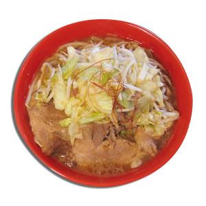 ●ダブルラリアット麺