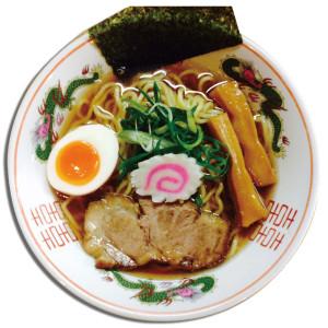 ●麺中夢中麺