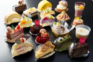 ●SAZAREケーキ集合